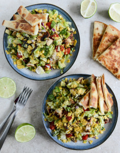 Recipe: Chopped Chicken Taco Salad