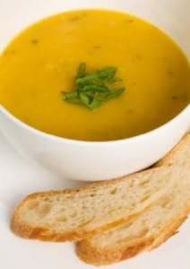 Recipe: Butternut Squash Soup with Ginger