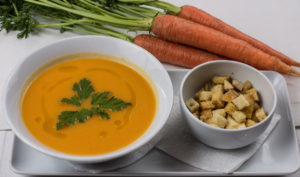 Recipe: Whole 30 Pumpkin Soup